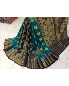 Jumble of 06 wholesale Silk Saree - Catalog Mani vol 62