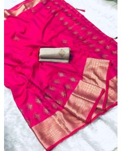 Jumble of 06 Wholesale Sana Silk Saree - Catalog Sagar Vol 27