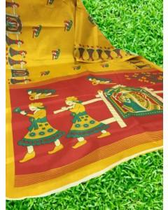 Jumble of 04 wholesale Khadi Silk Saree - Catalog Chandra Vol 40