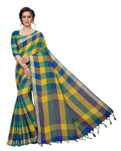 Jumble of 06 Wholesale Cotton Silk Saree - Catalog raju Vol 83