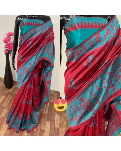 Jumble of 08 Wholesale Khadi Silk Saree - Catalog Raju Vol 98