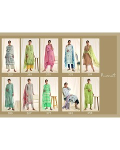 bundle of 10 salwar kameez - Nusrat by Sahiba