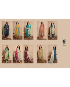bundle of 10 salwar kameez - Shwet by Sahiba