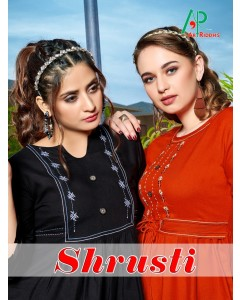 bundle of 6 tops Shrusti by Art