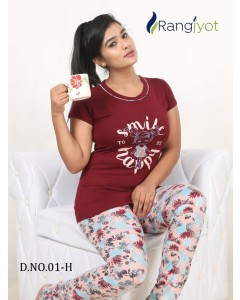 bundle of 11 night suit -1 by Rangjyot
