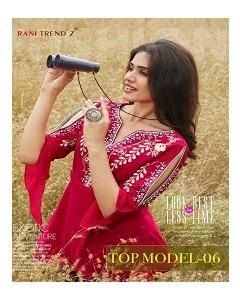 Bundle of 7 tops top model6 wholesale surat textile
