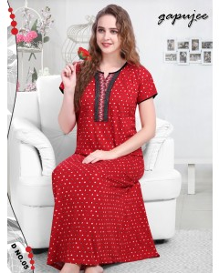BUNDLE OF 10 WHOLESALE NIGHTY CATALOG NIGHT GOWN VOL 25 BY Gapujee
