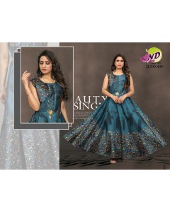 BUNDLE OF 12 WHOLESALE GOWN CATALOG ND BY Shivam Garments