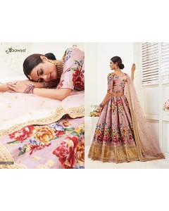 BUNDLE OF 5 WHOLESALE  LEHENGA CHOLI   CATALOG  अAawiya