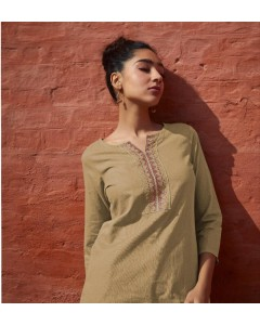 BUNDLE OF 6 WHOLESALE KURTI CATALOG TULIP BY FOUR BUTTONS