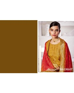 BUNDLE OF 6 WHOLESALE SALWAR SUIT CATALOG NAZAKAT BY KESAR KARACHI