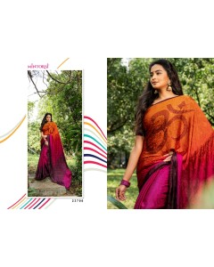 BUNDLE OF 8 WHOLESALE SAREE CATALOG Aastha Vol.2  BY MINTORSI