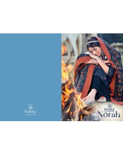 BUNDLE OF 8 WHOLESALE SALWAR SUIT CATALOG NORAH BY AZARA