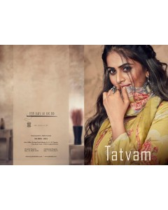 BUNDLE OF 8 WHOLESALE SALWAR SUIT CATALOG  TATVAM BY T&M