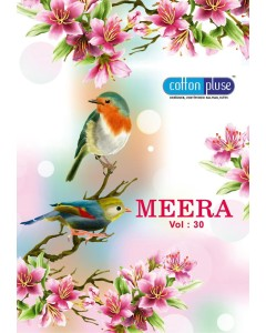 "BUNDLE OF 16 WHOLESALE SALWAR SUIT CATALOG MEERA VOL : 30"" BY COOTO PLUSE"