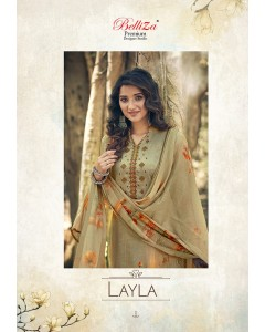 "BUNDLE OF 6 WHOLESALE SUIT CATALOG ""LAYLA"" BY .BELLIZA"