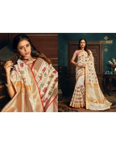 BUNDLE OF 6 WHOLESALE SAREE CATALOG Nimantran BY INDIAN WOMAN
