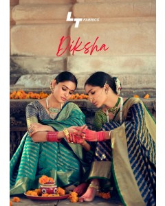 BUNDLE OF 5 WHOLESALE SAREE CATALOG      DIKSHA BY LT