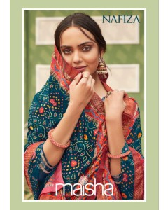 BUNDLE OF 4 WHOLESALE SALWAR SUIT   NAFIZA BY maisha