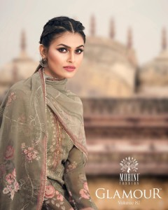 BUNDLE OF 6  WHOLESALE SALWAR SUIT Glamour 87 BY MOHINI