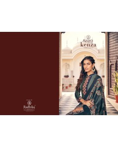 "BUNDLE OF 8 WHOLESALE SALWAR SUIT CATALOG Kenza"" BY Azara"